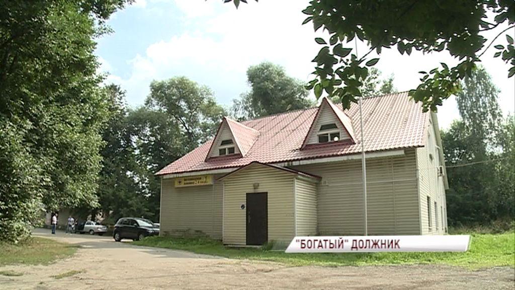 Из-за долгов предпринимателя ярославская ветлечебница может закрыться