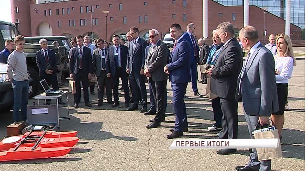 В Ярославле подвели предварительные итоги работы экспертных групп по формированию экологической политики