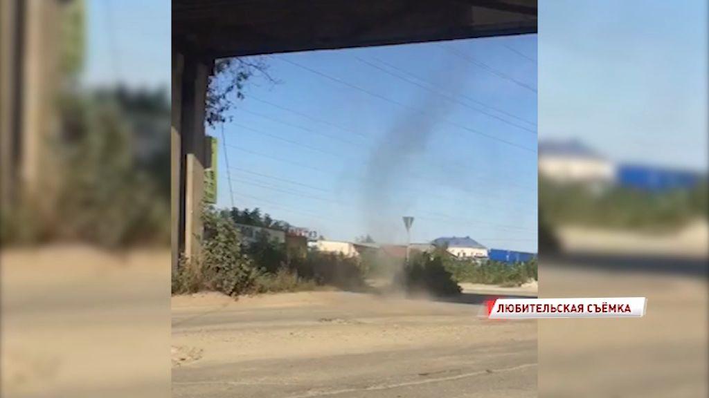 ВИДЕО: По Ярославлю пронесся смерч