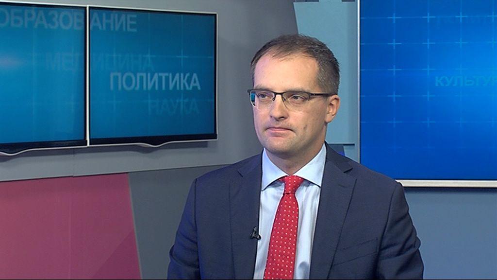 Программа от 7.09.18: Роман Колесов