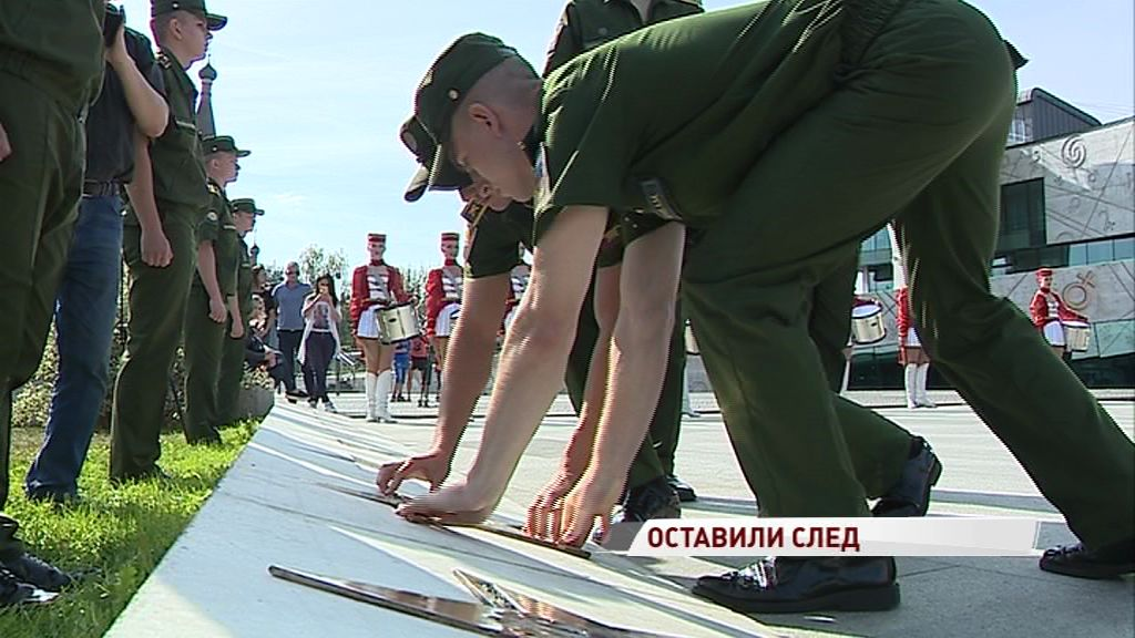 Ярославская «Аллея космонавтов» пополнилась новыми звездами: одна посвящена нашему земляку