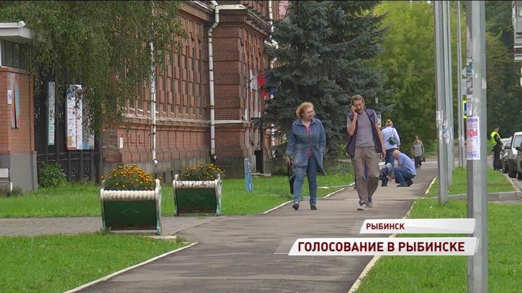 Рыбинск стал одним из лидеров Ярославской области по явке на выборы в облдуму