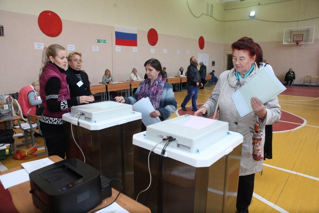 В Ярославской области закрылись избирательные участки