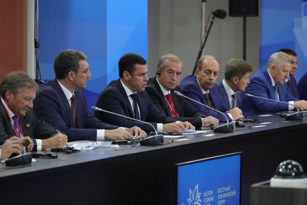 Дмитрий Миронов посетил Восточный экономический форум: какие договоренности коснутся нашего региона