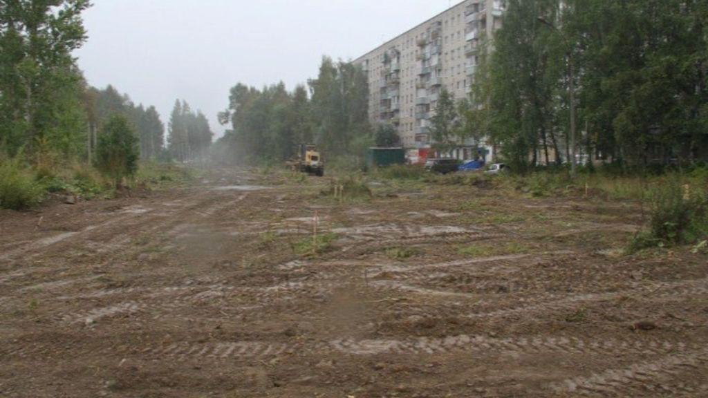 В Рыбинске началось строительство новой транспортной развязки