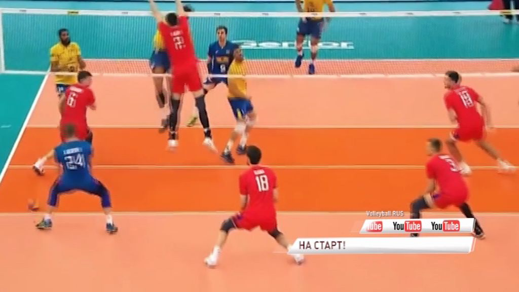 Сборная России по волейболу стартует на чемпионате мира с поединка против Австралии