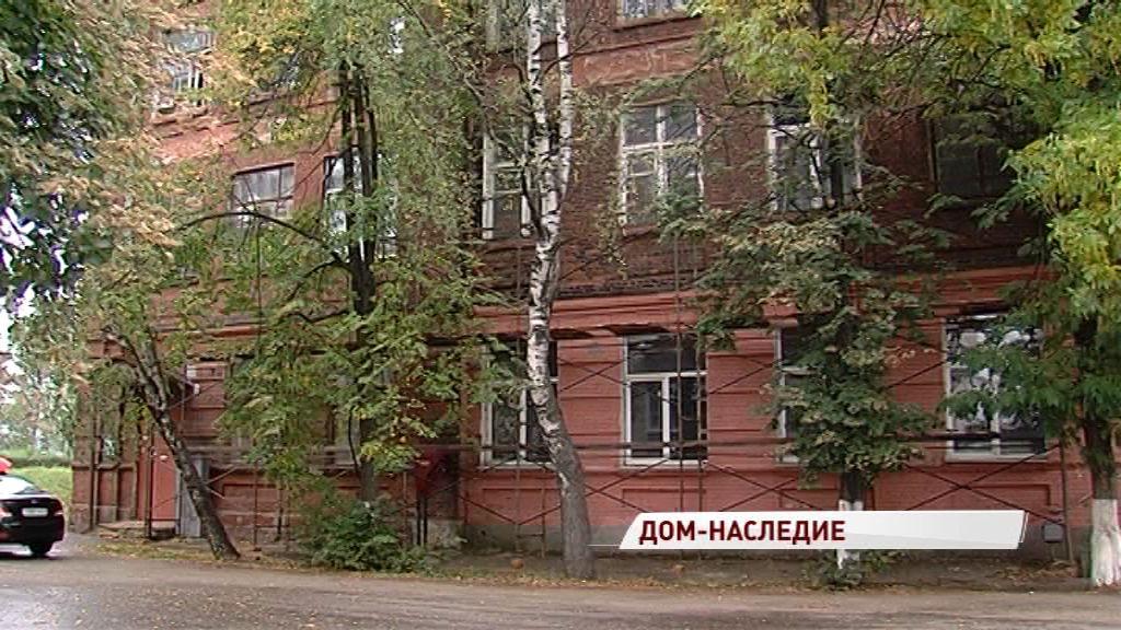 Здание бывшего Тверицкого начального училища теперь носит статут объекта культурного наследия