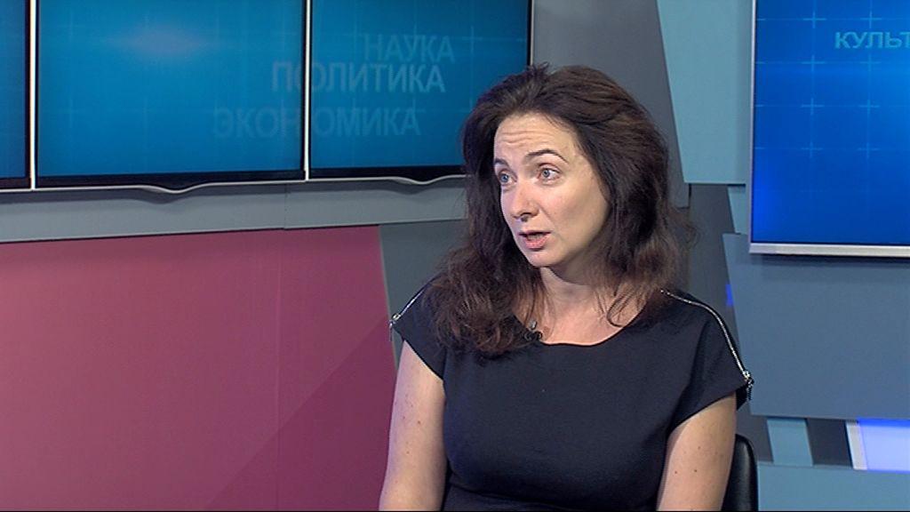 Программа от 12.09.18: Ольга Иванова