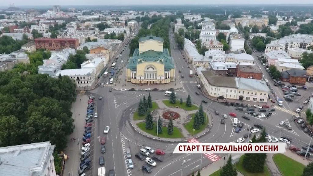 Актриса Кристина Асмус приехала в Ярославль:цель визита