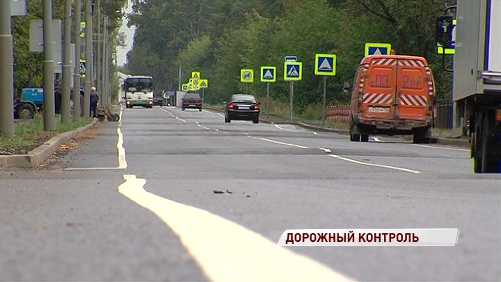 Общественники вышли в рейд, чтобы проверить дороги, которые сдают после ремонта