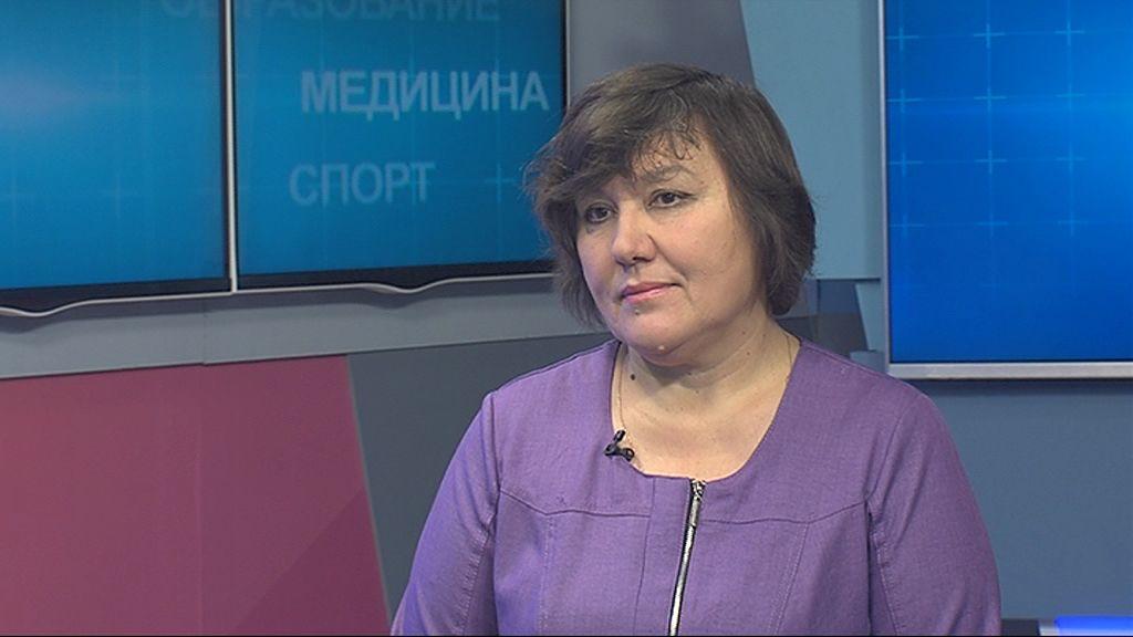 Программа от 19.09.18 : Фирдаус Кузнечихина