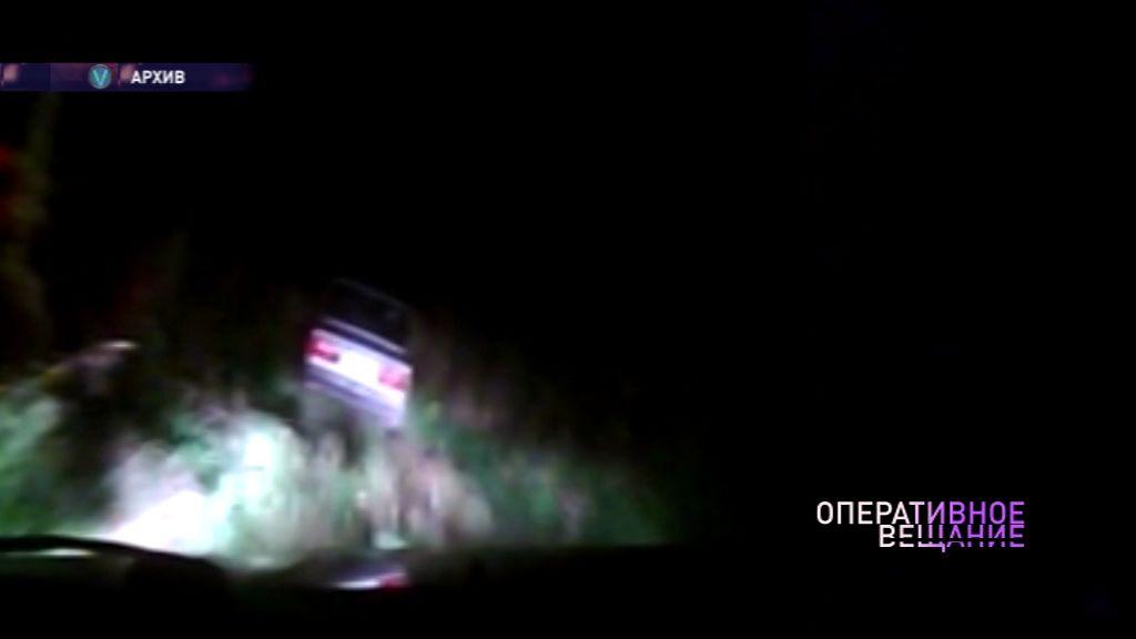Погоня со стрельбой: полицейские Тутаева преследовали пьяного гонщика