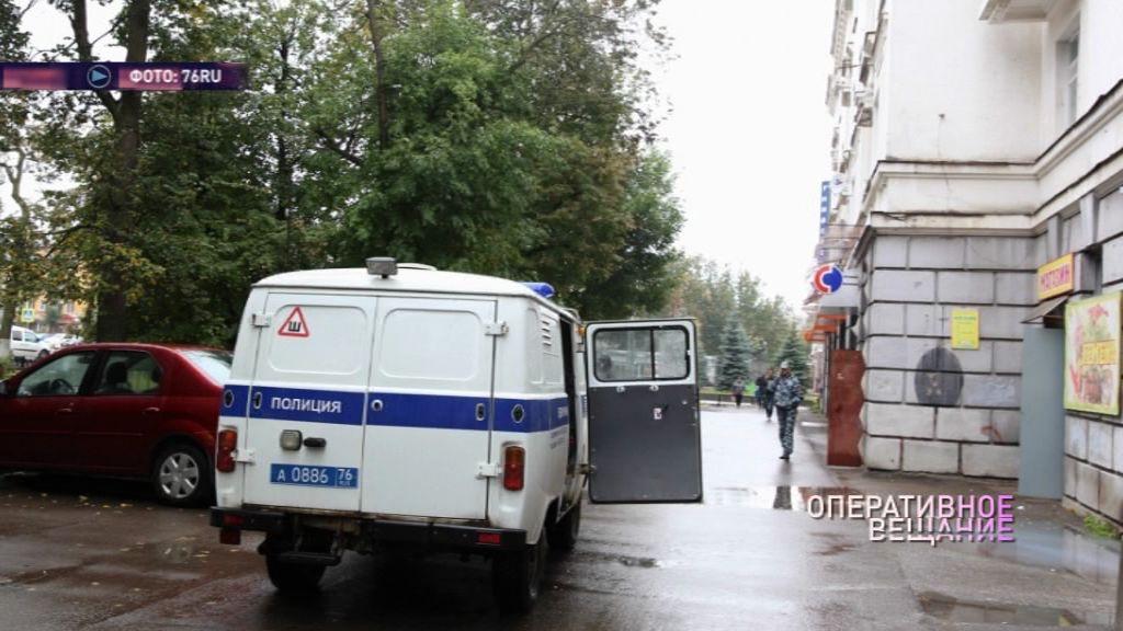 Жилой дом на проспекте Ленина в Ярославле оцепил ОМОН: что произошло