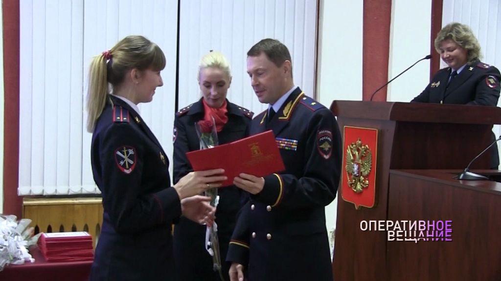 Полицейские области встретились с выпускниками профильных ВУЗов