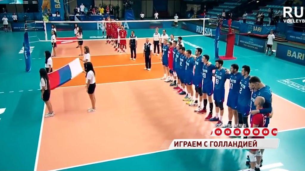 Сборная Сергея Шляпникова встречей с Голландией стартует во втором этапе чемпионата Мира
