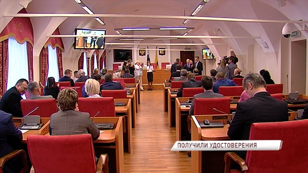 В КЗЦ «Миллениум» подвели итоги выборов в облдуму седьмого созыва