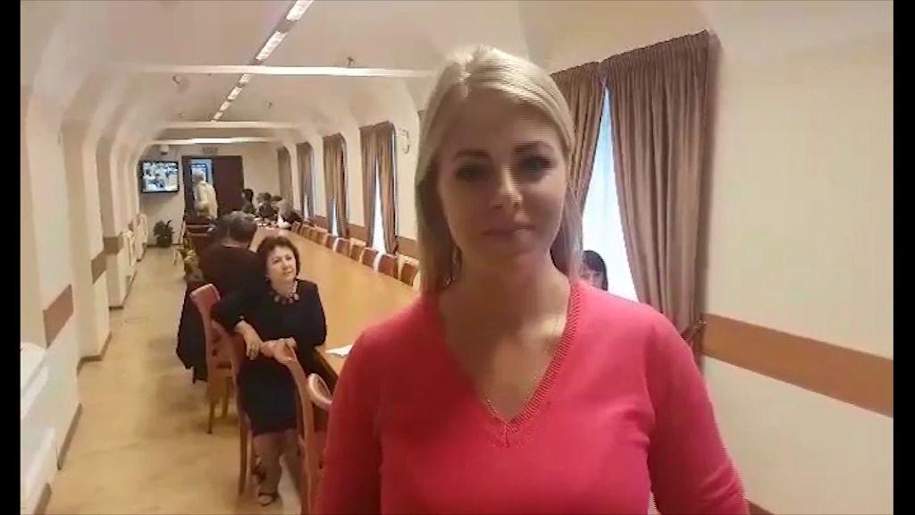 Областные парламентарии впервые собрались в новом составе и выбрали председателя и заместителей