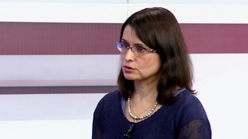 Программа от 27.09.2018: Елена Руновская