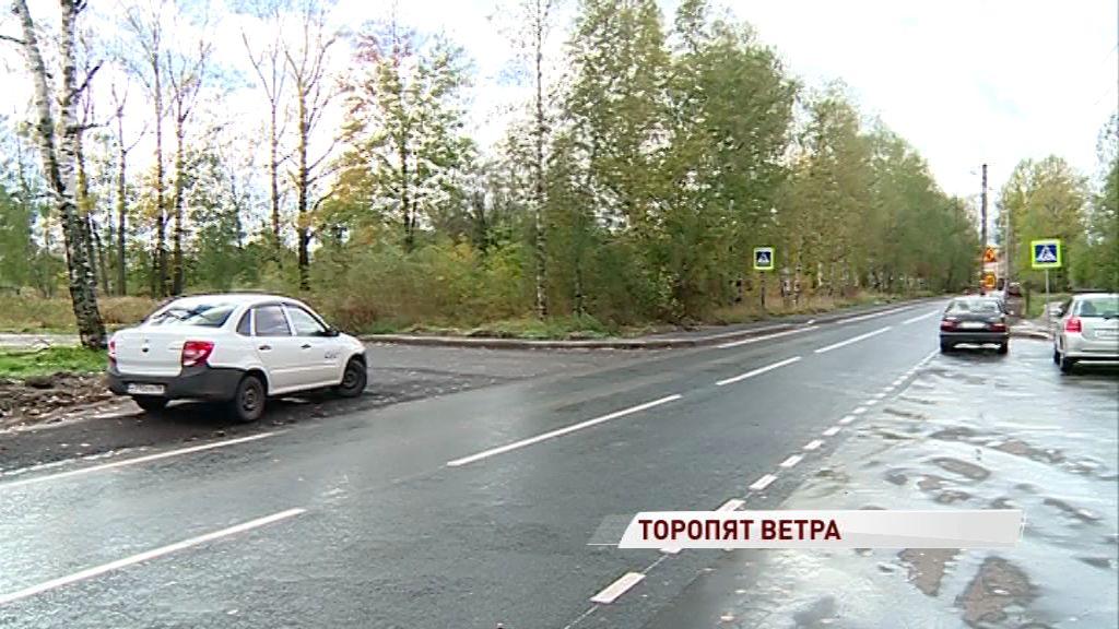 В Дзержинском районе заканчивается ремонт дорог на двух улицах