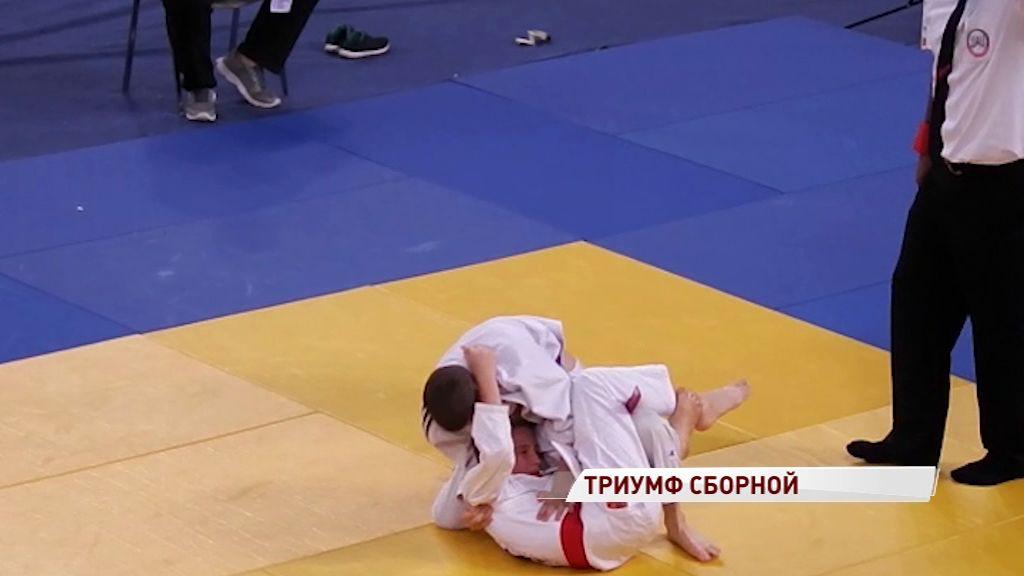 12-летний ярославец стал чемпионом мира по джиу-джитсу