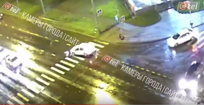 В Рыбинске водитель сбил на переходе девочку и уехал
