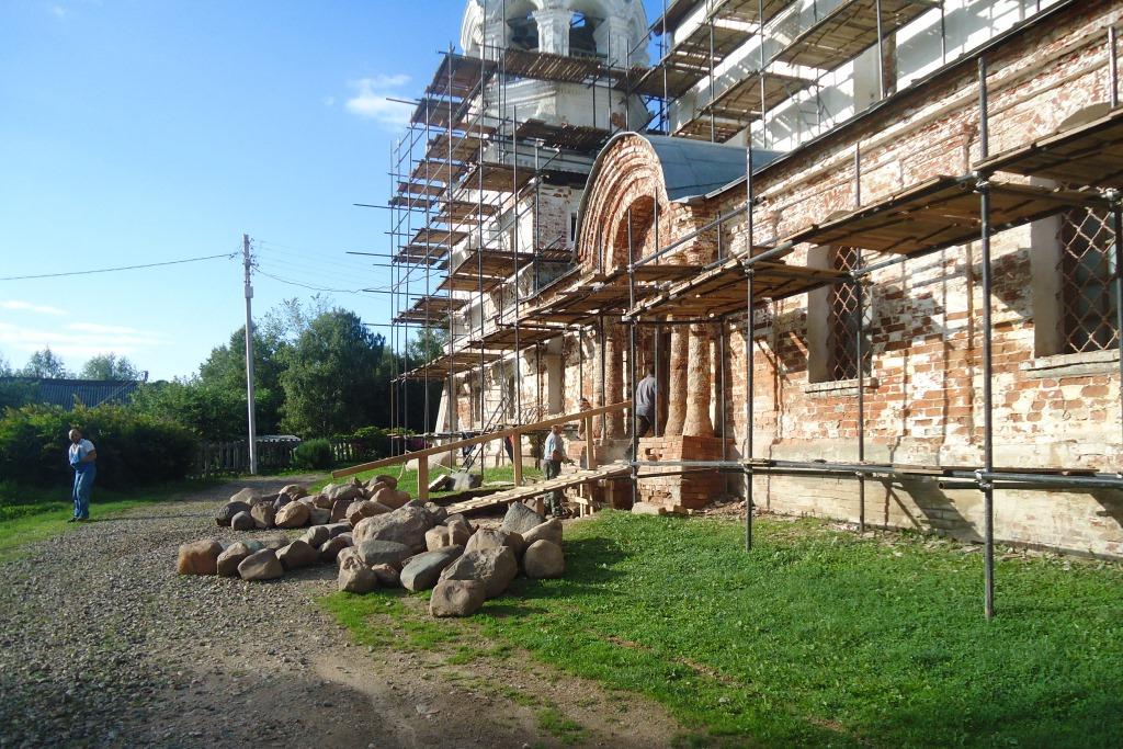 В Ярославле изуродовали два памятника архитектуры: возбуждены уголовные дела