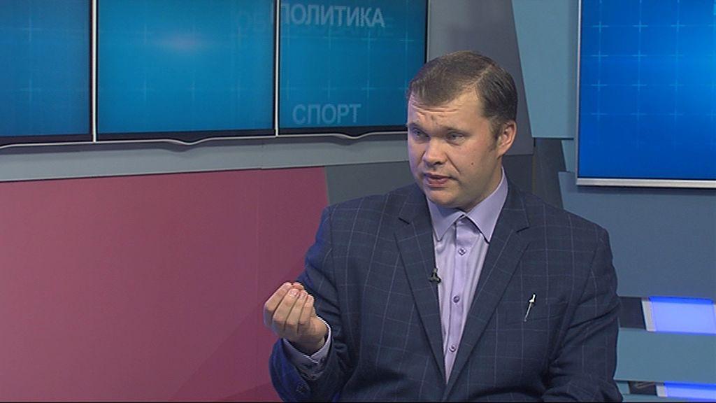 Программа от 1.10.18: Николай Живаев