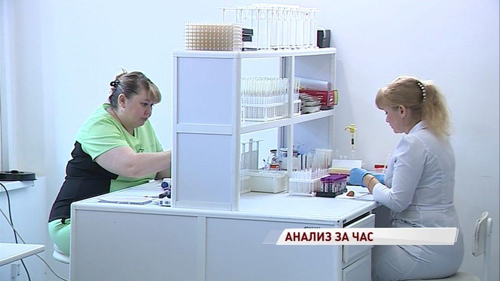 Анализ за час: новая лаборатория в Соловьевской больнице позволит быстрее получать результаты