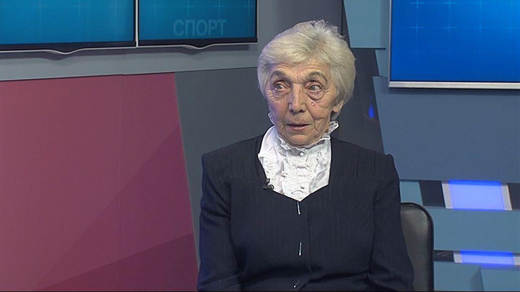 Программа от 3.10.18: Валентина Быкова