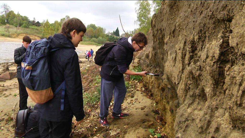 В Ярославской области стартовала первая олимпиада по геологии среди школьников