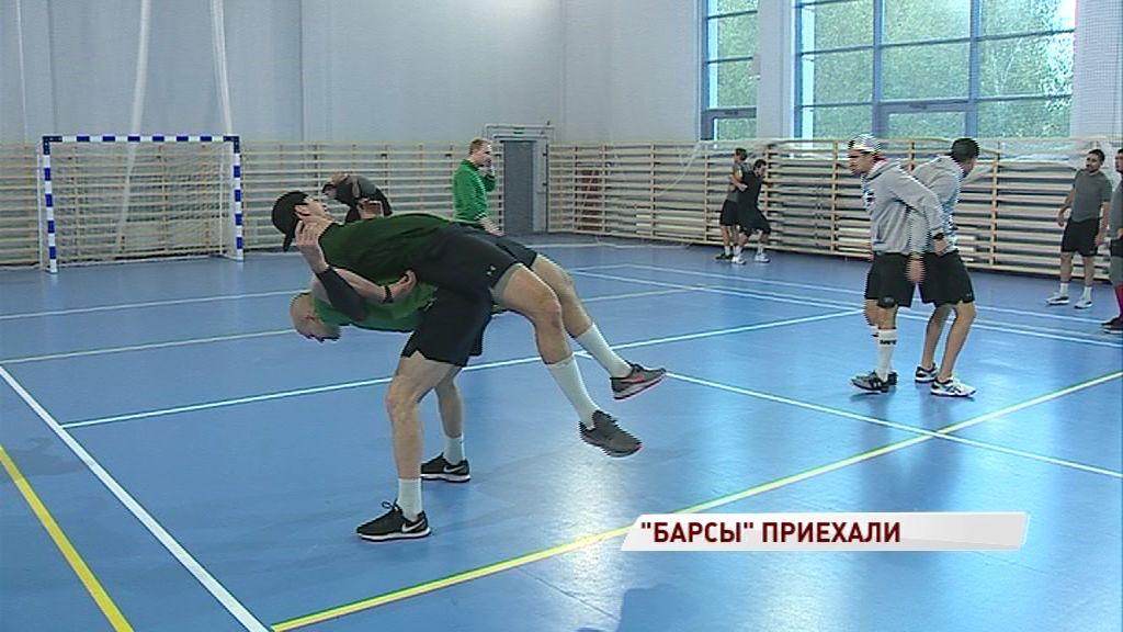 «Локомотив» готовится к игре с действующим обладателем Кубка Гагарина «Ак Барс»