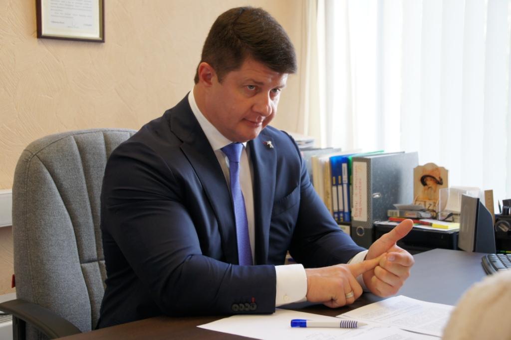Владимир Слепцов возглавил Солнечногорский район Подмосковья