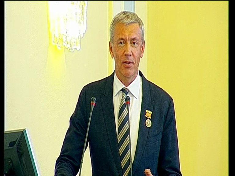 Заседание правительства Ярославской области от 9.10.2018