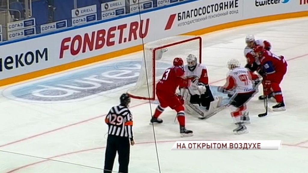 «Локомотив» может провести игру на открытом воздухе: кто соперник