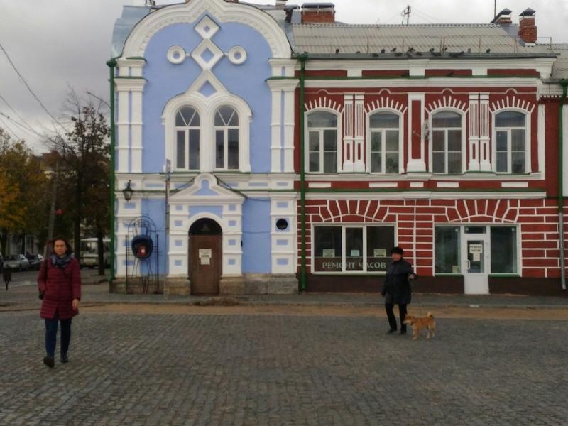 К началу ноября в Рыбинске закончат благоустройство улицы Стоялой