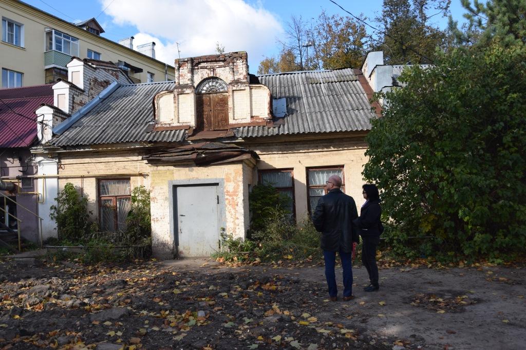 Флигелям усадьбы Вахрамеева на улице Собинова в Ярославле присвоен статус памятников