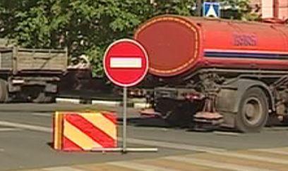 В центре Ярославля ограничат движение транспорта из-за футбола
