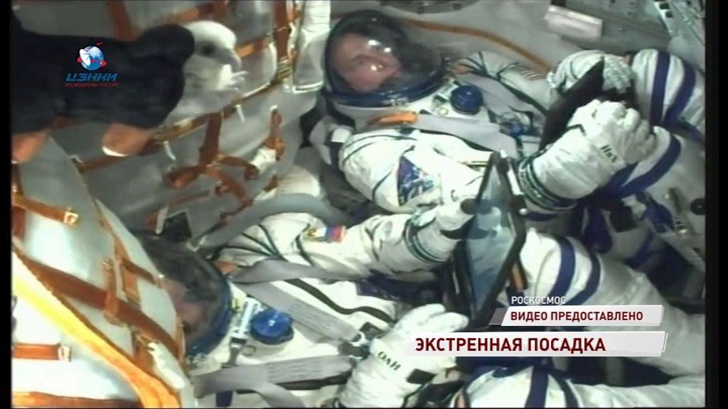 Глава «Роскосмоса» рассказал, когда Алексей Овчинин и Ник Хейг снова полетят в космос