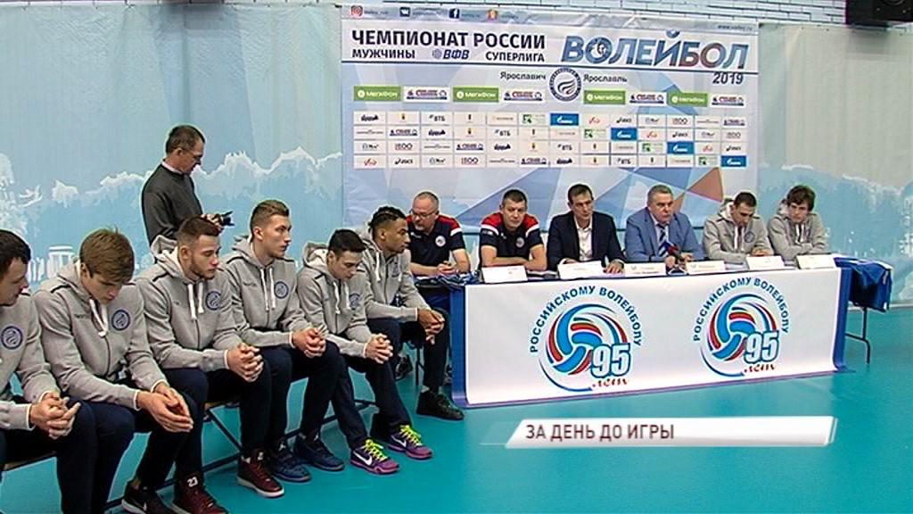 К старту готовы: «Ярославич» рассказал о подготовке к новому чемпионату России