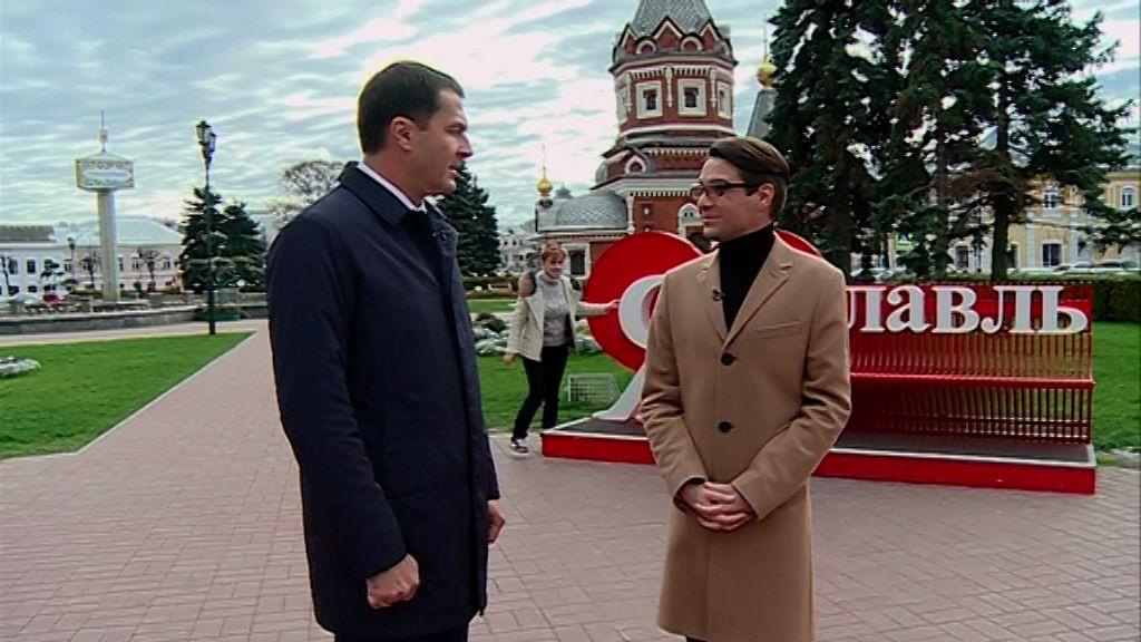 Мы мало о нем знаем, но он уже руководит городом: большое интервью Владимира Волкова на «Первом Ярославском»