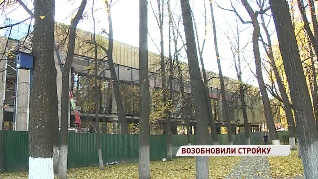 В Ярославле все-таки появится новый торговый центр