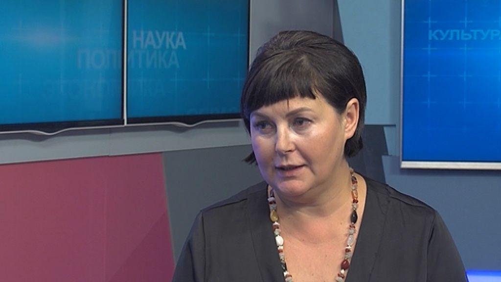 Программа от 15.10.18: Юлия Рассол