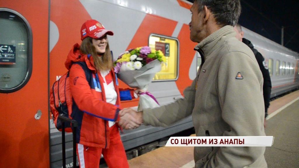 Ярославна завоевала «бронзу» на первенстве Европы по боксу