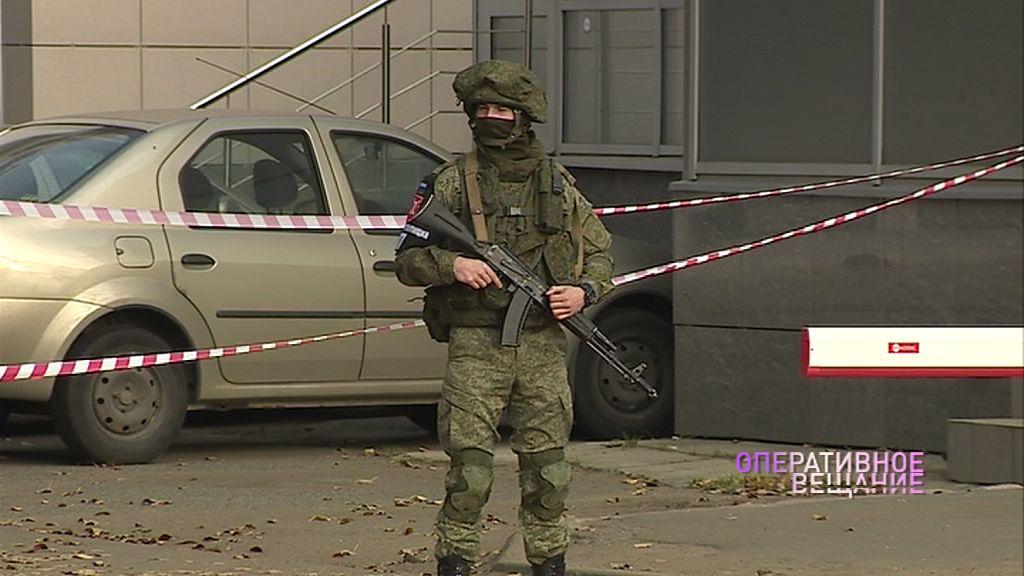 В Ярославле прошла тренировка спецподразделений, которую перепутали с реальным терактом