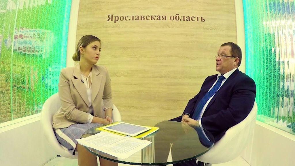 Валерий Холодов: «Иностранцы заинтересовались сотрудничеством с Ярославской областью»