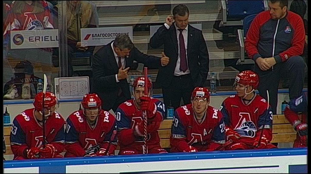 «Локомотив» дома проиграл лидеру чемпионата КХЛ