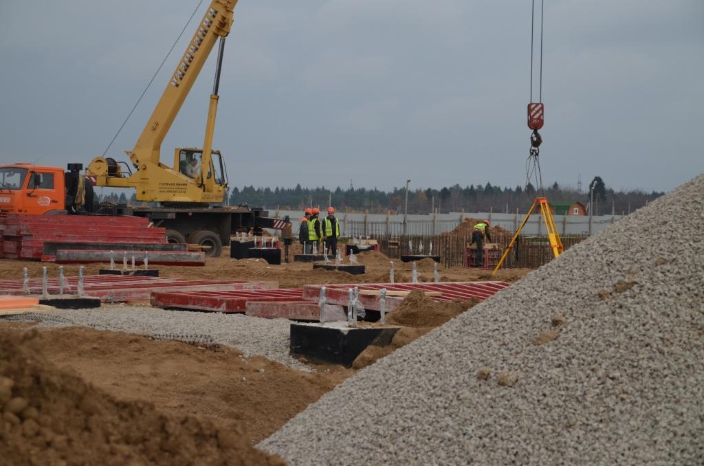 В Угличе в 2019 году закончат строительство физкультурно-оздоровительного комплекса