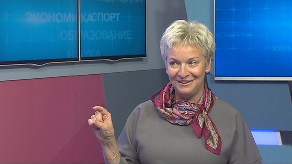 Программа от 23.10.18: Юлия Рыбакова