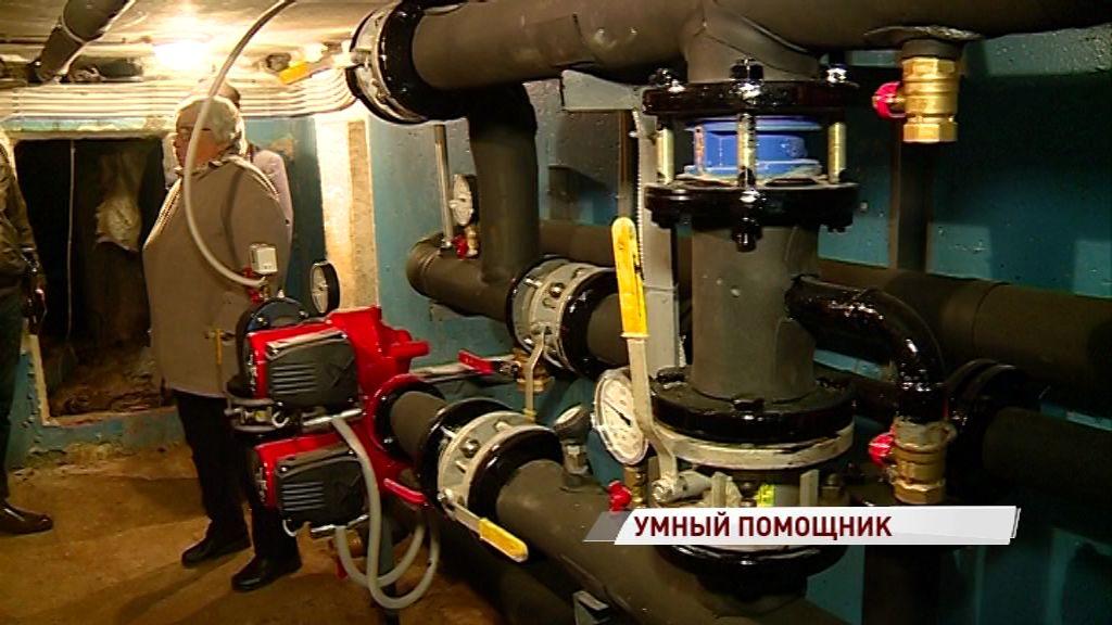 В Ярославле увеличилось число домов с приборами учета и регулирования тепла: на сколько уменьшилась плата