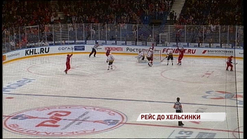 Защитник «Локомотива» примет участие в Кубке Карьяла